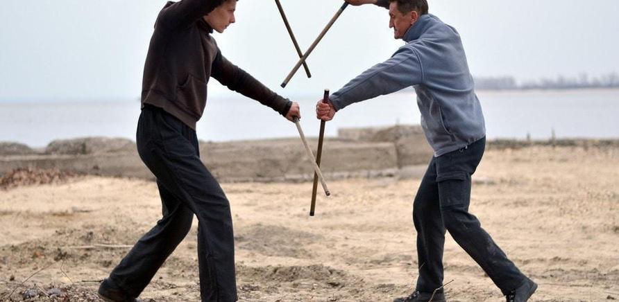 'Черкасщане осваивают боевое искусство ниндзя'