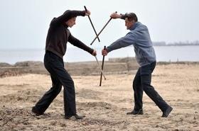 Статья 'Черкасщане осваивают боевое искусство ниндзя'