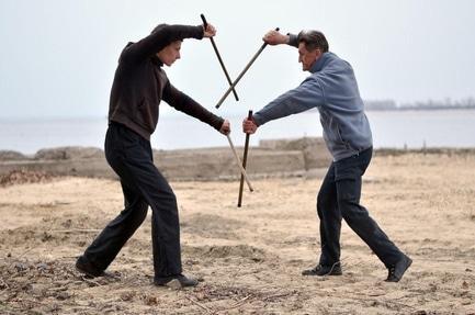 'Черкащани опановують бойове мистецтво ніндзя '