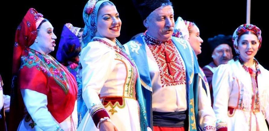'Выиграй 4 билета на концерт Волынского народного хора'