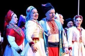 Стаття 'Виграй 4 квитки на концерт Волинського народного хору'