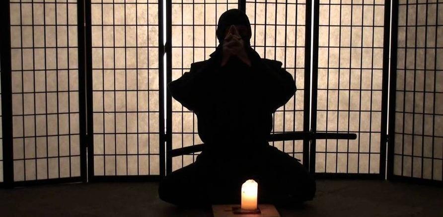 Фото 3 - Боевому искусству ниндзя учат в Черкассах