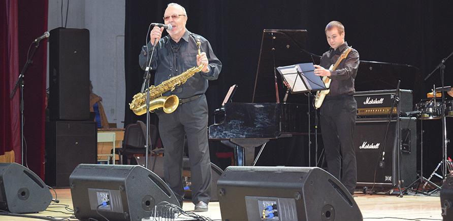 """Фото 1 - """"Черкаські джазові дні"""" у 28-ий раз радували містян"""