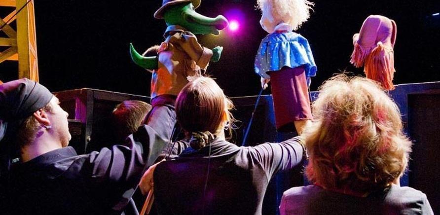 'Кукольный театр: тайная жизнь за кулисами'