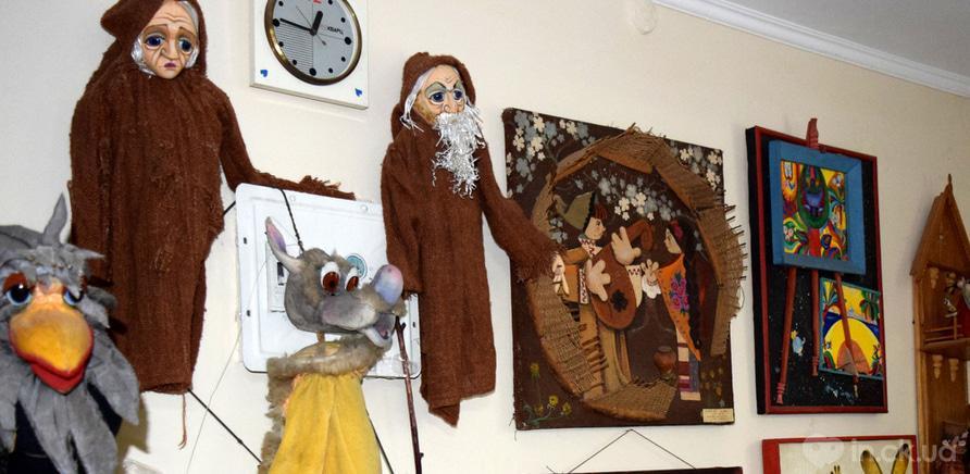 Фото 1 - Кукольный театр: тайная жизнь за кулисами