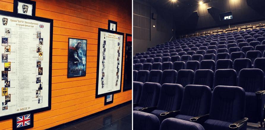 Как работает кинотеатр?