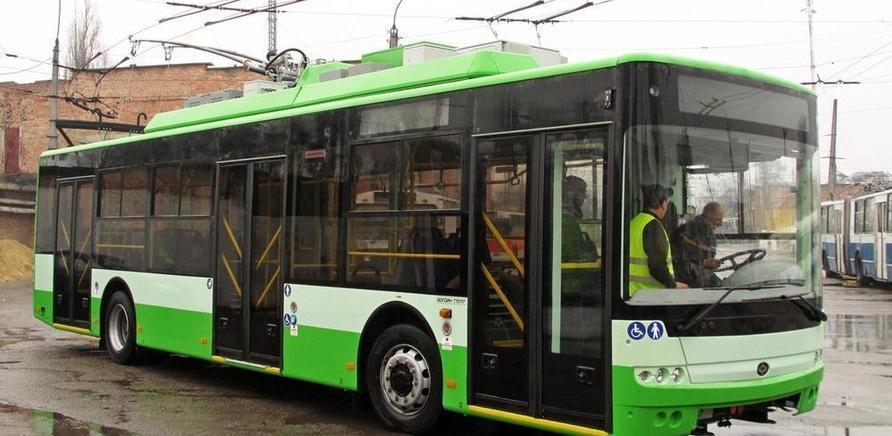 'GPS-трекеры вернутся в черкасские троллейбусы до конца апреля'