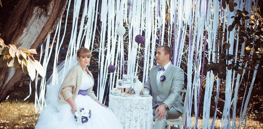 Фото 1 - Стиль эко и цветовые изюминки – хиты свадебного декора