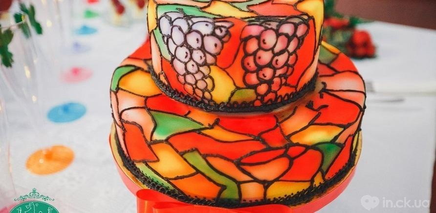 """Фото 3 - Витражная свадьба – одна из """"находок"""" агентства Яны Юдиной"""
