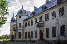 Стаття 'П'ятірка вцілілих палаців Черкащини'