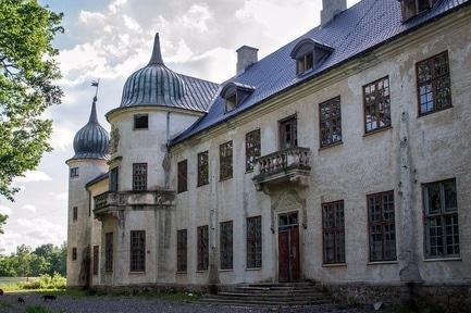 'Маевка' - статья Пятерка уцелевших дворцов Черкасщины