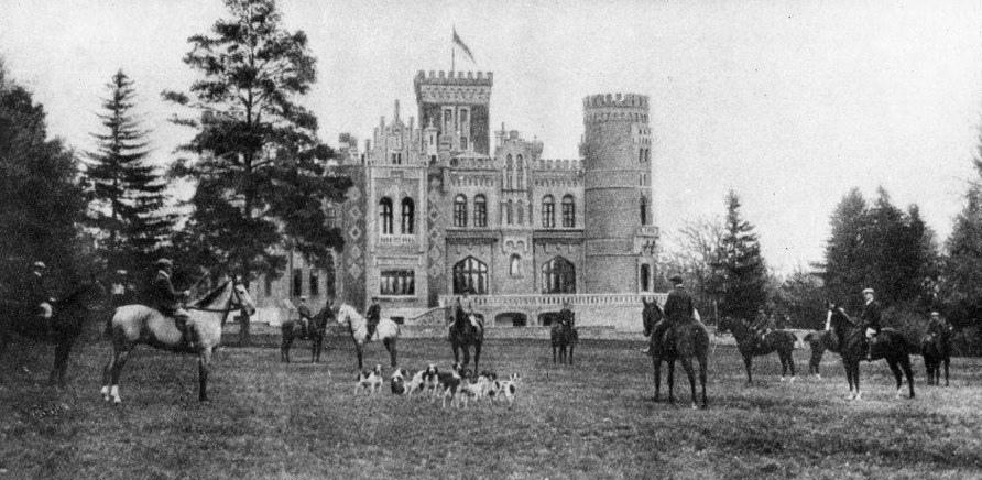 Фото 2 - Пятерка уцелевших дворцов Черкасщины