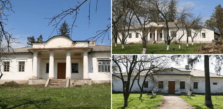 П'ятірка вцілілих палаців Черкащини