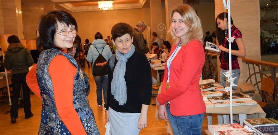 Фото 3 - У Черкасах вперше відбувся книжковий фестиваль