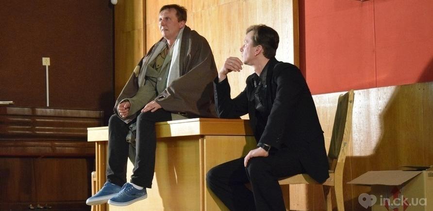 """Фото 7 - Черкасские актеры представили горожанам импровизацию """"Гамлет и Джульетта"""""""