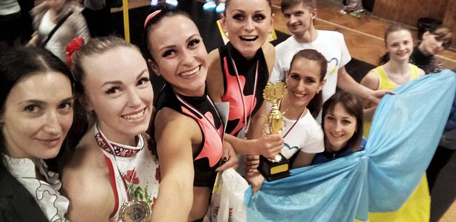 Фото 2 - Номер один: черкаcщане, которые одержали победу в Украине и мире