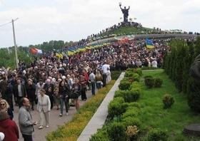 Статья 'Как в Черкассах будут отмечать 9 мая?'