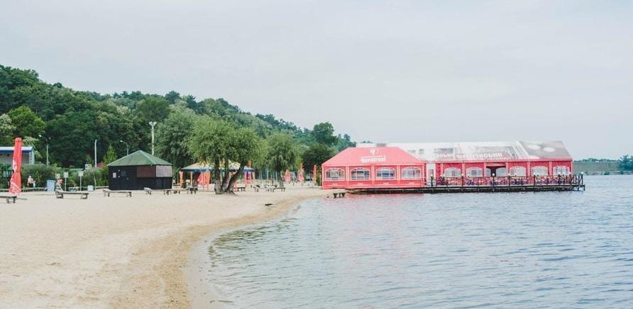 'Як відпочити на узбережжі Дніпра: 10 варіантів '