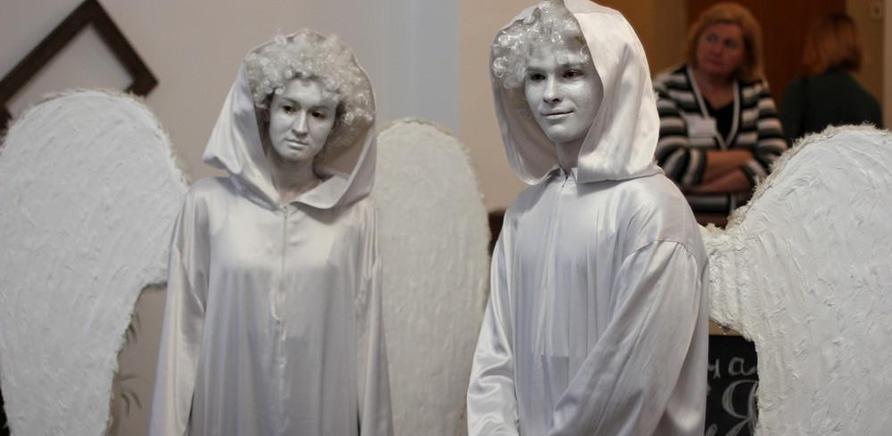 'Черкасщане провели ночь в музее '