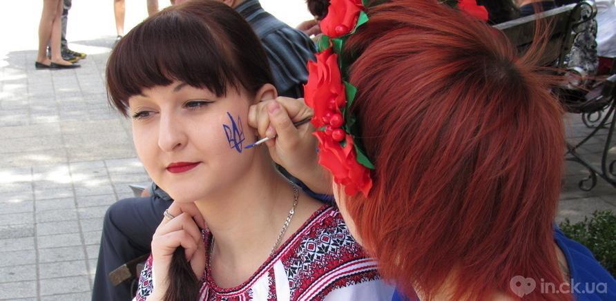Фото 4 - В Черкассах в четвертый раз состоялся марш в вышиванках