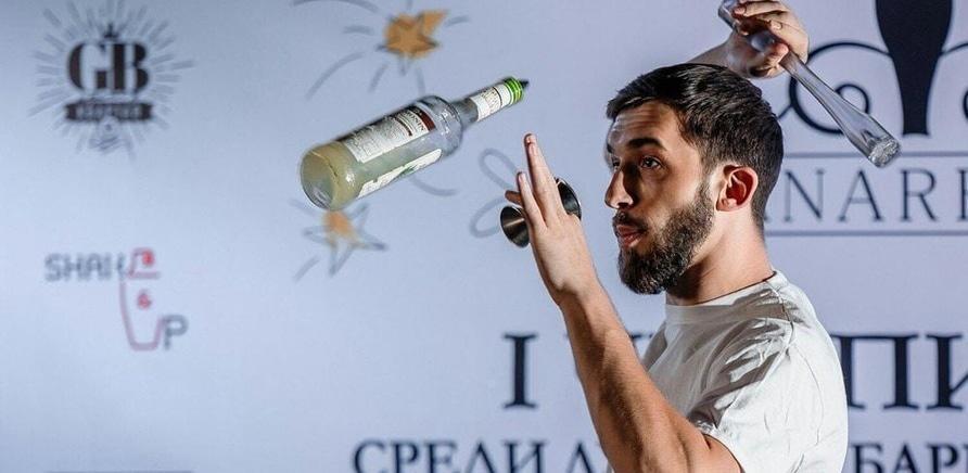 'Лучший бармен Украины работает в Черкассах '