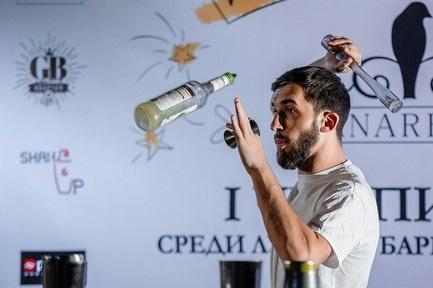 Стаття 'Найкращий бармен України працює в Черкасах'