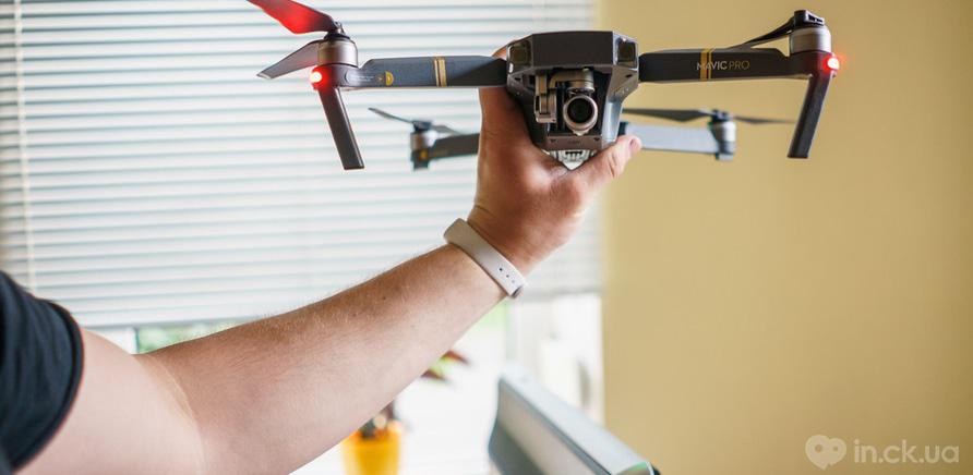 Фото 1 - Квадрокоптер DJI Mavic Pro Fly More Combo