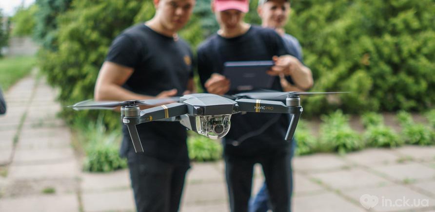 Фото 2 - Первый тестовый полет только что купленного квадрокоптера