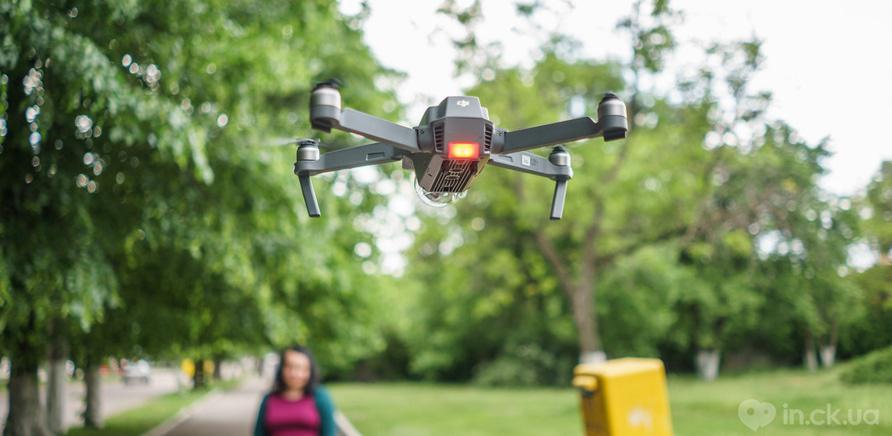 Фото 4 - Первый тестовый полет только что купленного квадрокоптера