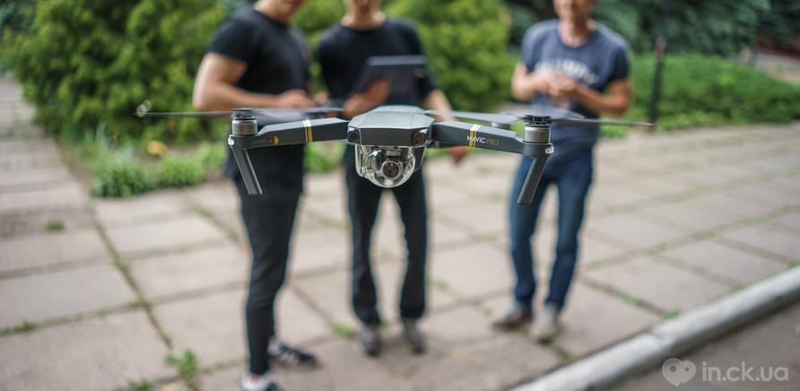 Фото 5 - Первый тестовый полет только что купленного квадрокоптера