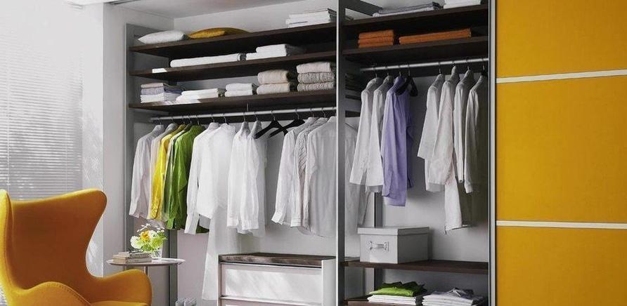 'Секреты выбора шкафа-купе'