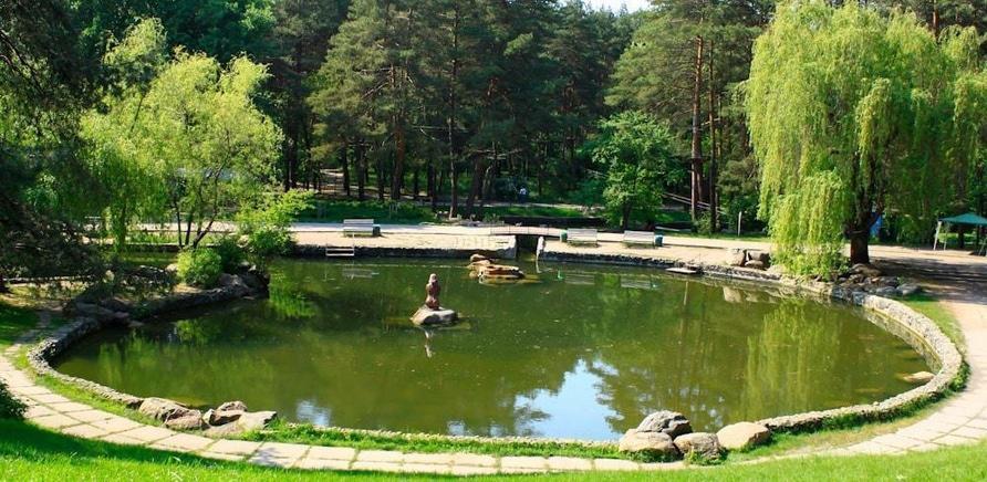 'Истории и легенды черкасских парков'
