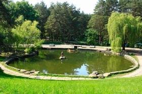 Статья 'Истории и легенды черкасских парков'