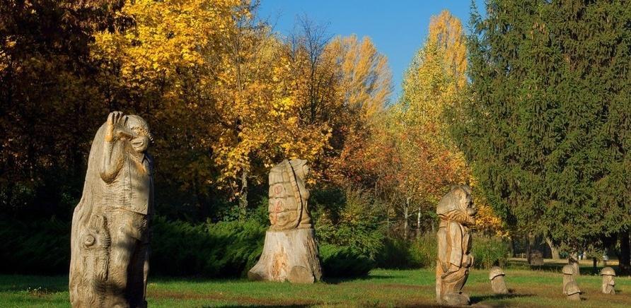 Фото 1 - Истории и легенды черкасских парков. Фото – Юрий Солонько