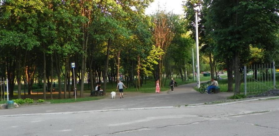 Парк Химиков сегодня сложно назвать опасным. Фото – wikimapia.org