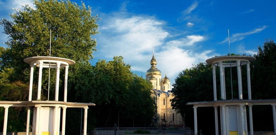 Фото 3 - Истории и легенды черкасских парков