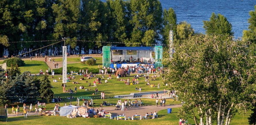 Фото 1 - Планы на лето: какие фестивали пройдут в Черкасской области?