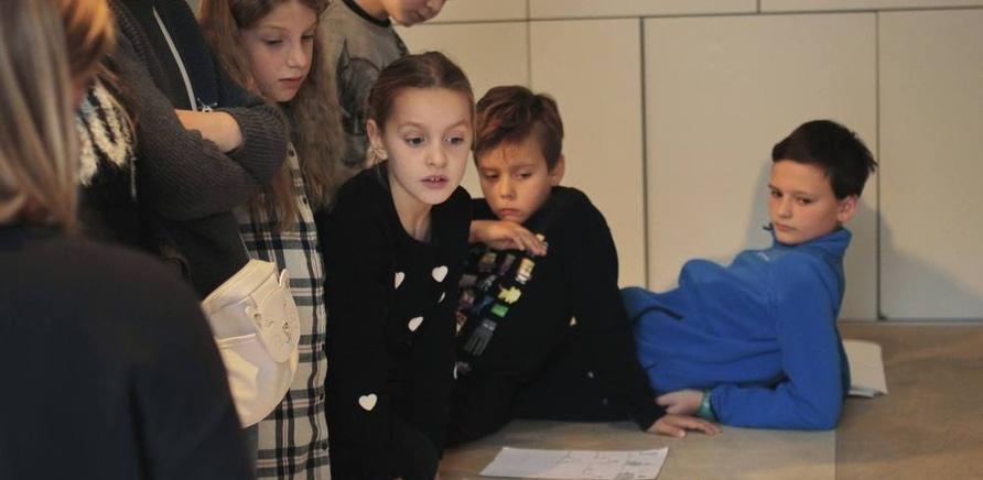Фото 1 - Один из прошлых воркшопов Детской архитектурной школы в других городах