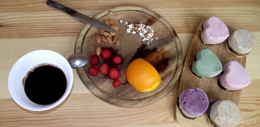 Фото 2 - Процес приготування корисних солодощів