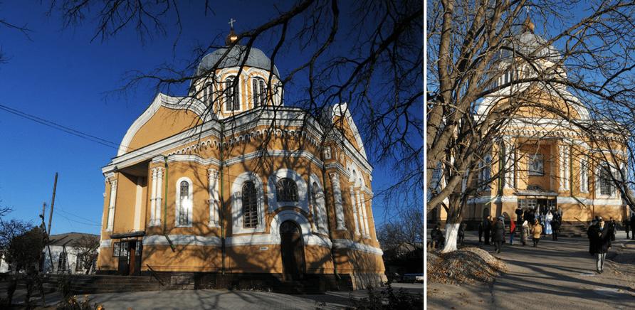 Фото 1 - Покровский собор. Фото – haidamac.org.ua