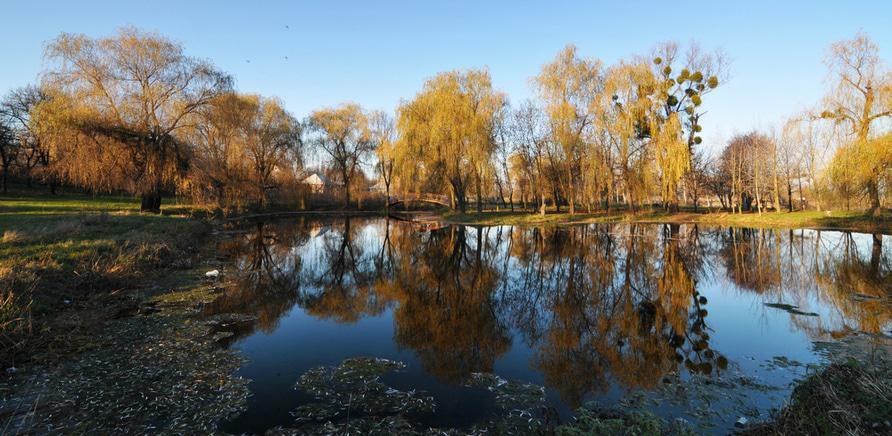 Парк Самойловых. Фото – haidamac.org.ua