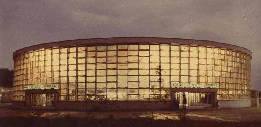 Фото 3 - Непризнанные архитектурные изюминки: черкасский крытый рынок