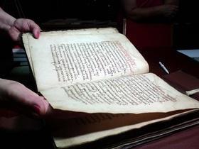 Статья 'В Краеведческом музее портятся артефакты ХVI века'
