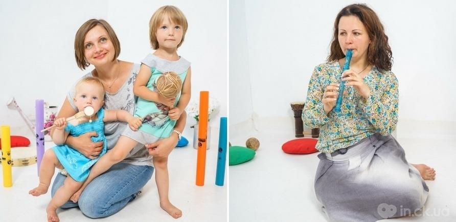 Фото 1 - В Черкассах собирают деньги на музыкальную студию для детей от одного года