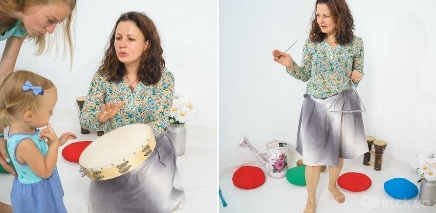 Фото 2 - В Черкассах собирают деньги на музыкальную студию для детей от одного года