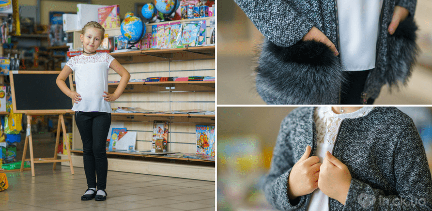 Фото 2 - По форме: где в Черкассах купить стильную одежду для школьников?