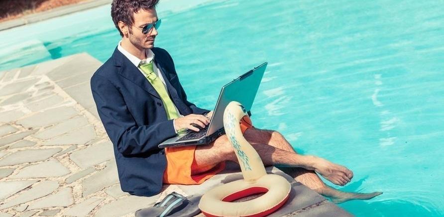 'Работа не волк: как проводят отпуск черкасские бизнесмены'