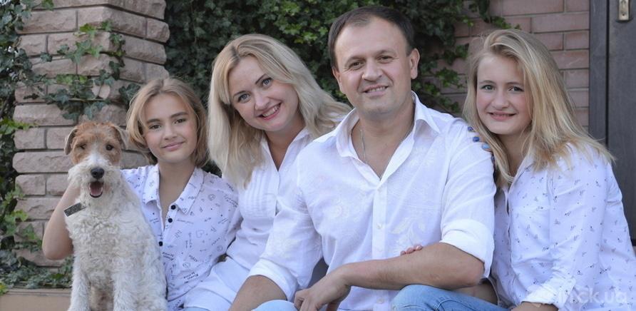 Фото 1 - Семья Борисовых