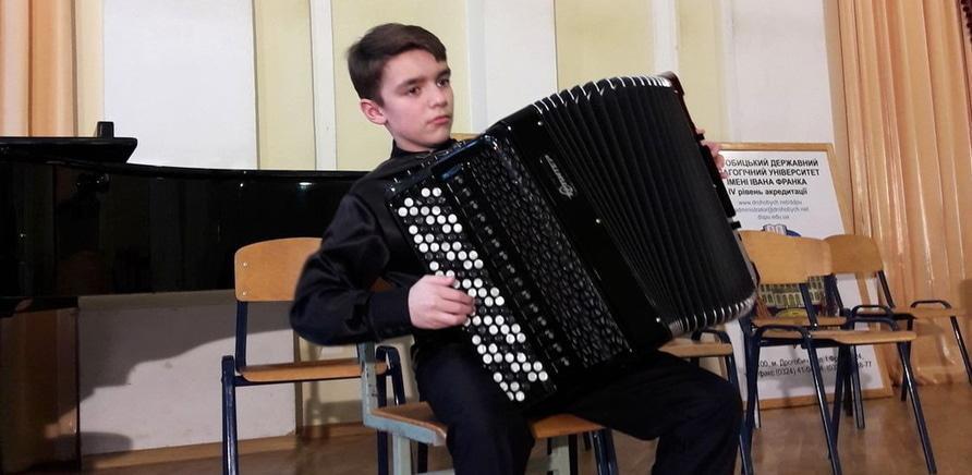 Фото 1 - Юний музикант прославлятиме Черкаси на міжнародних конкурсах в Італії