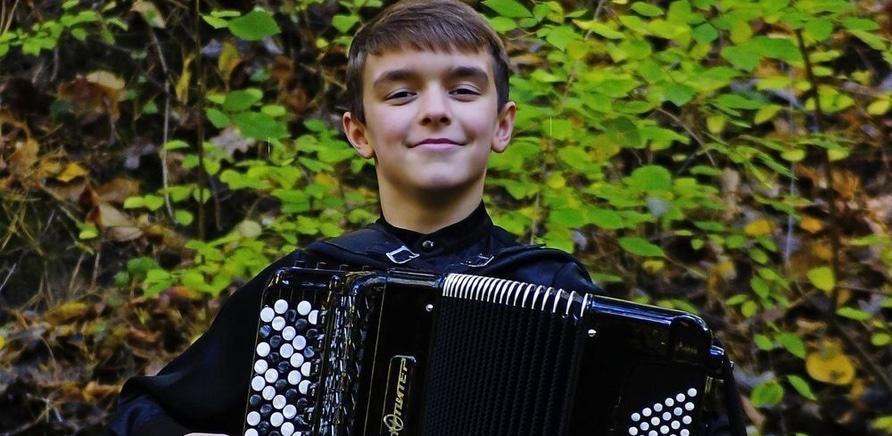 Фото 2 - Юний музикант прославлятиме Черкаси на міжнародних конкурсах в Італії